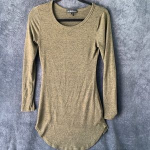 Derek Heart Tunic Green